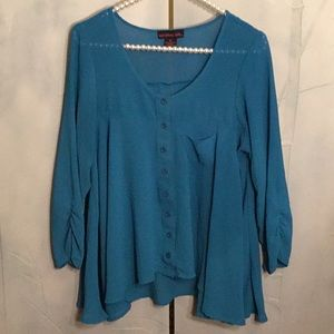 Material Girl shirt size M